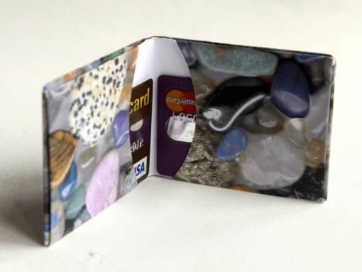 carteira papel cartões