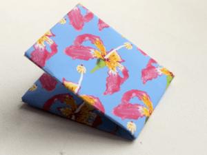carteira papel paina