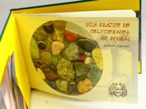 folha de rosto guia pratico do colecionador de pedras