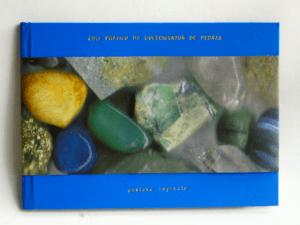 guia pratico colecionador de pedras azul