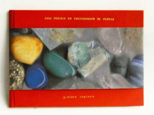 guia pratico colecionador de pedras vermelho
