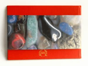 verso licro guia pratico do colecionador de pedras