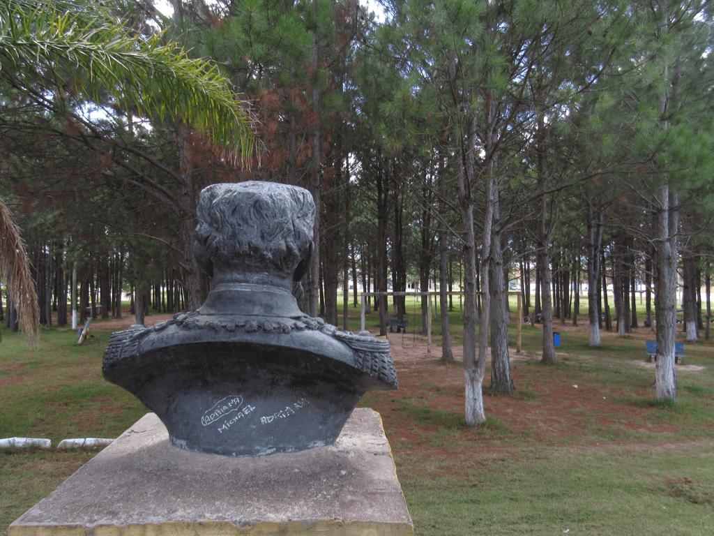 D. Pedro II Chuí - Ítalo Franco