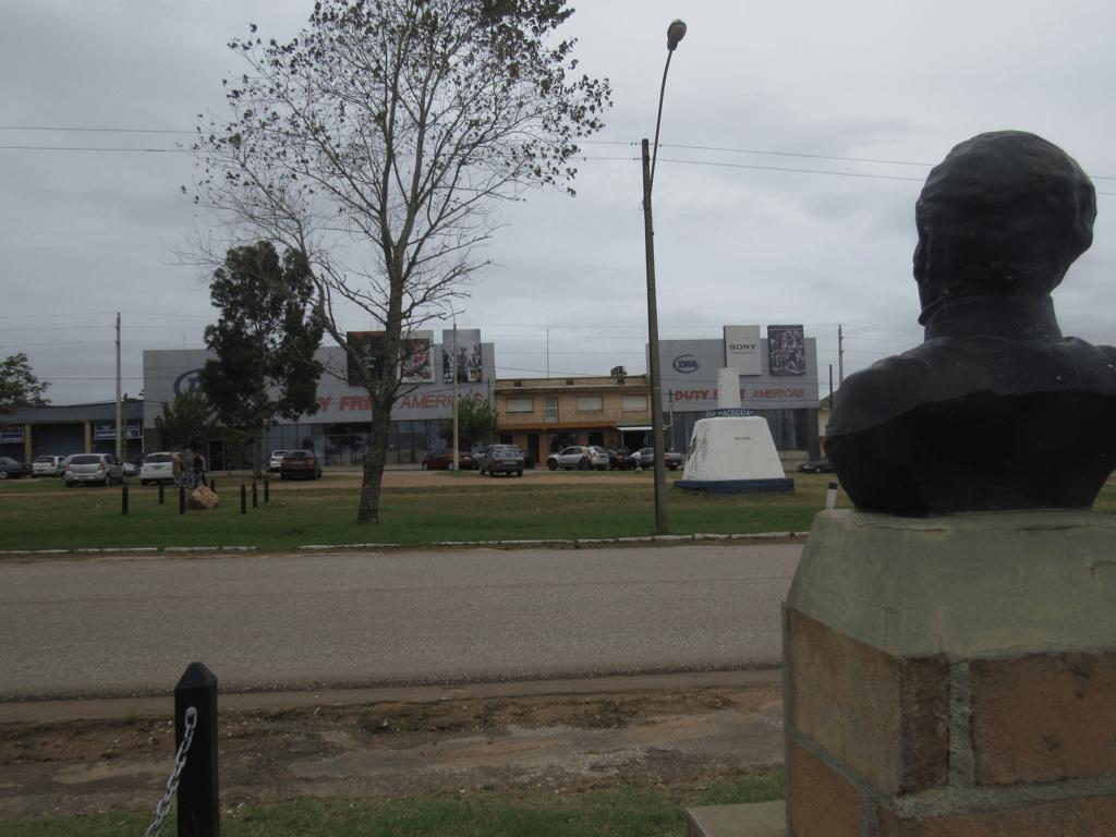 General José Artigas - Aceguá-Aceguá (BR-UY) - Ítalo Franco