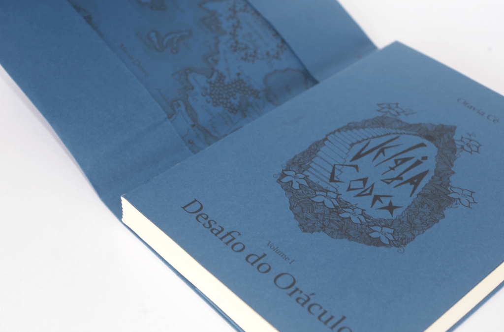 Veja uma prévia de Desafio do Oráculo o primeiro volume da série Velqja Codex