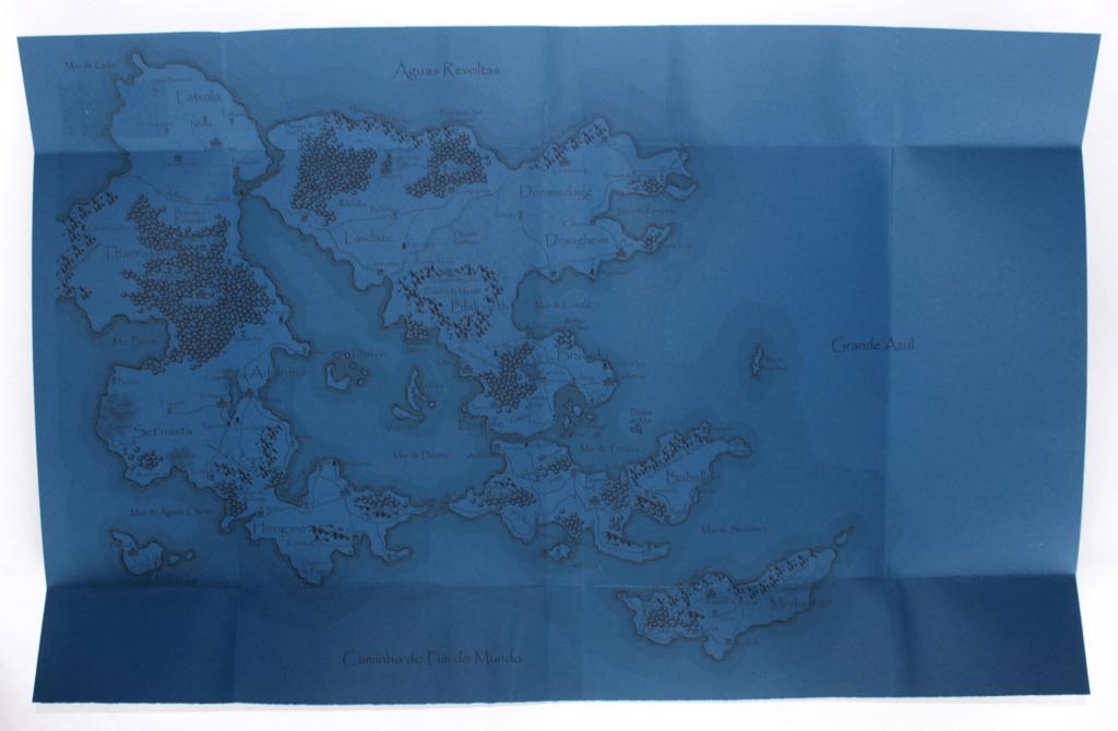 mapa aberto